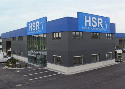 Firmengebäude 26.04.2016